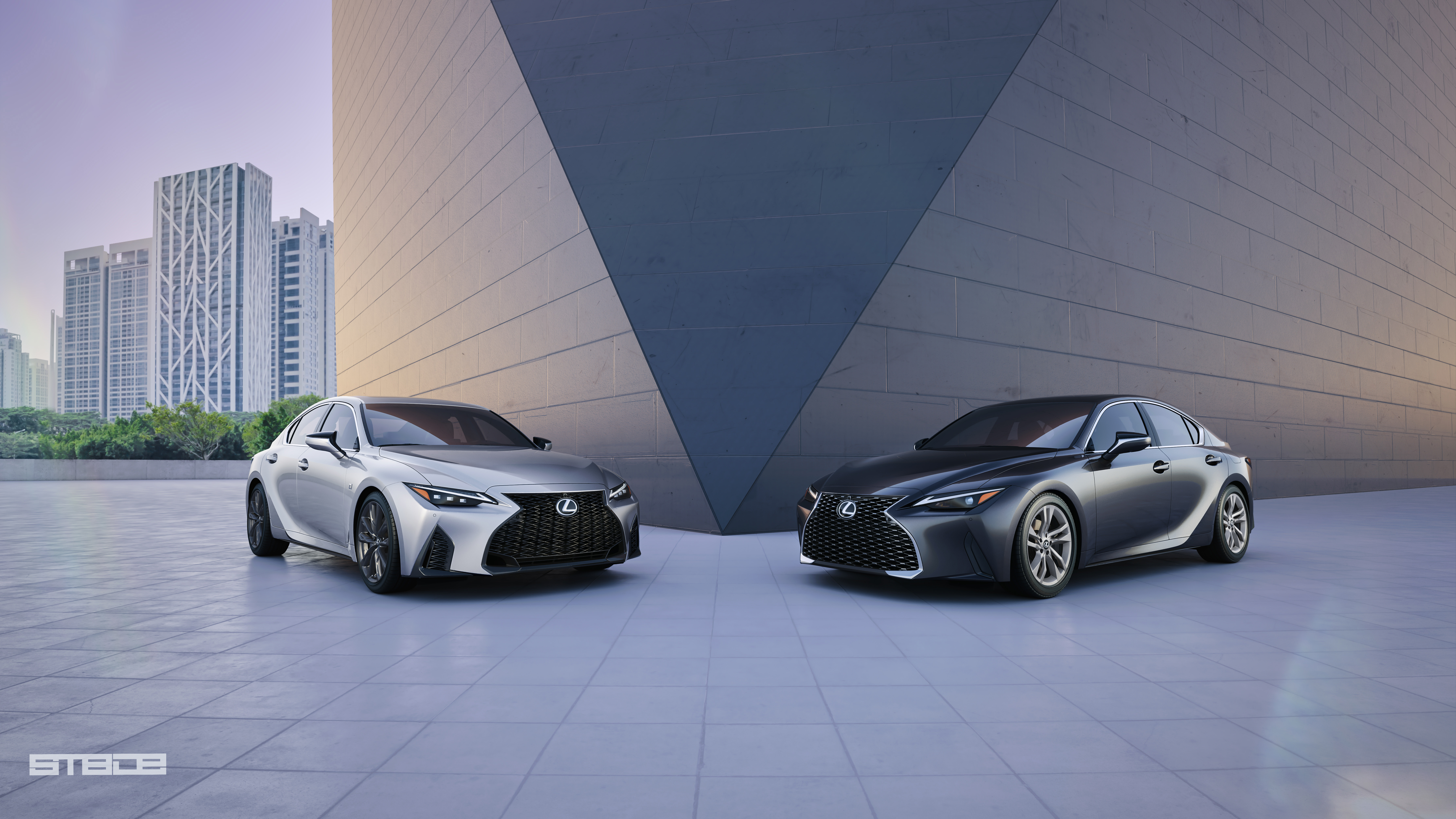 2021 Lexus IS – Debut Collection