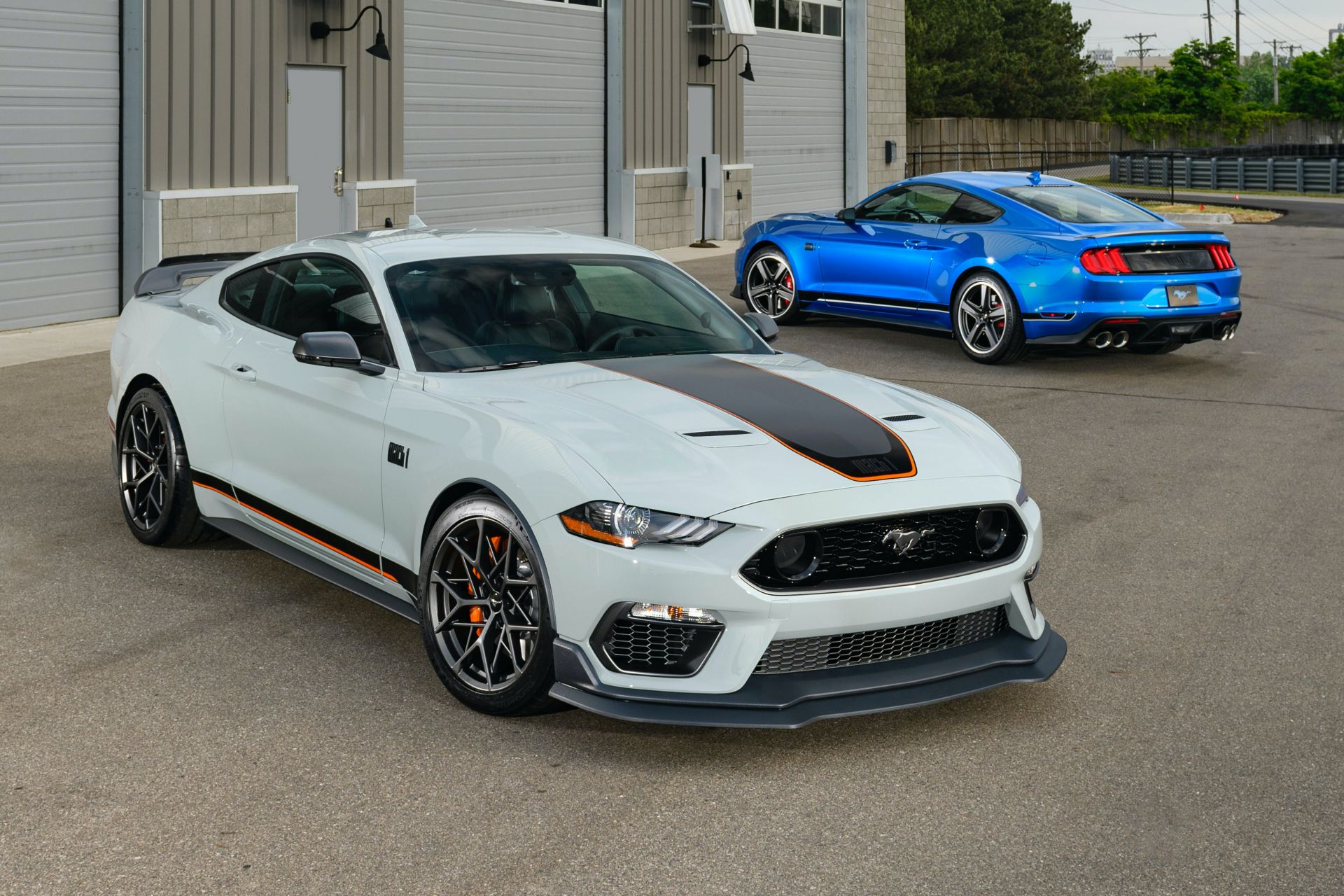 All-New Ford Mustang Mach 1
