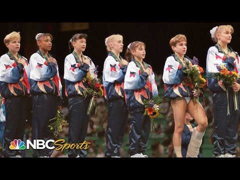 Best of the Magnificent Seven | Olympic Games Week | NBC Sports