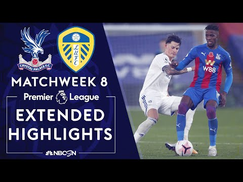 Crystal Palace v. Leeds United | PREMIER LEAGUE HIGHLIGHTS | 11/7/2020 | NBC Sports