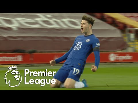 Mason Mount nets emphatic Chelsea opener against Liverpool | Premier League | NBC Sports