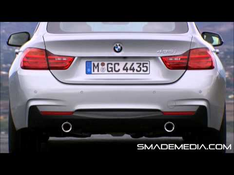 BMW 4 Series Gran Coupe inDesign – EXTERIOR – SMADEMEDIA.COM