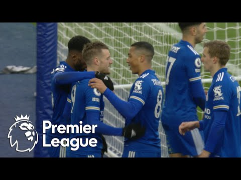 Ethan Ampadu own goal makes it Leicester City 5, Sheffield United 0 | Premier League | NBC Sports