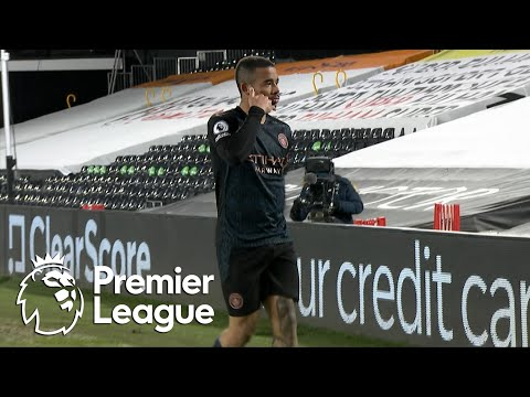 Gabriel Jesus seizes two-goal Manchester City edge against Fulham | Premier League | NBC Sports