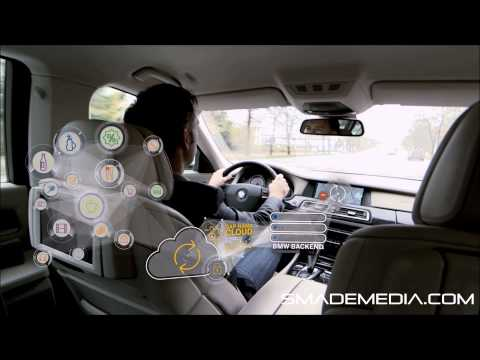 BMW and SAP Technology in 2015 4Series Gran Coupe – SMADEMEDIA.COM