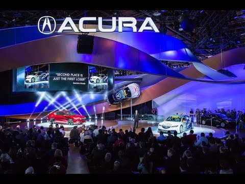 Acura – 2015 TLX – Prototype Reveal at NAIAS