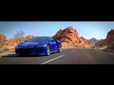 The 2017 Acura NSX: Designed, Developed, and Manufactured in the USA