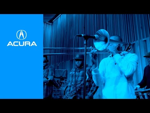 Acura – Jazz Fest – Trombone Shorty Foundation