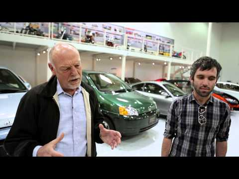 Acura – Facebook Fans Tour the Private Honda/Acura Collection Hall