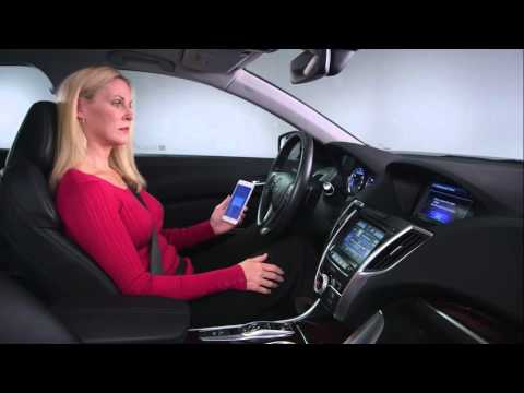 Acura – Tips on Pairing Your Phone
