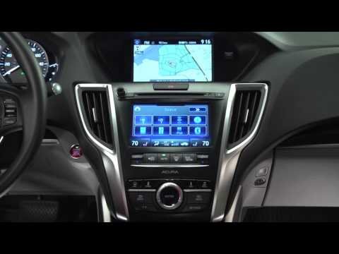 Acura — 2015 TLX — Audio System Operation
