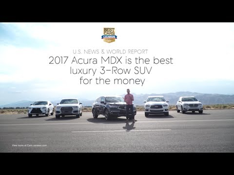 Acura – 2017 MDX – Total Package Challenge