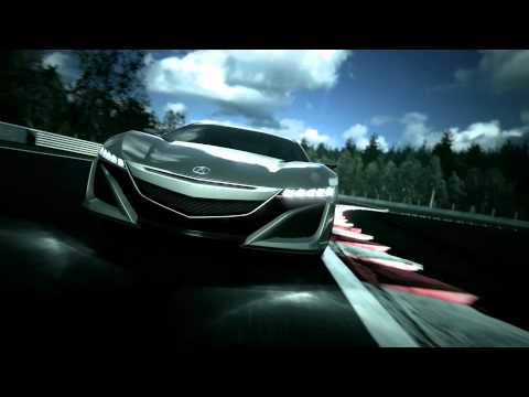 Acura – NSX Concept – First Look