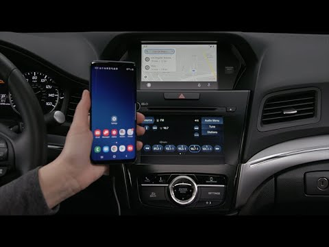 How to pair an Android™ Phone via Android Auto™    ODMD 2 0