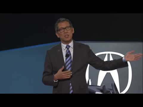 Acura's Future Interior Styling and Technology Concept – Watch the Global Debut 11/16/16