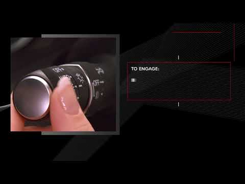 Acura – TLX – Automatic High Beam