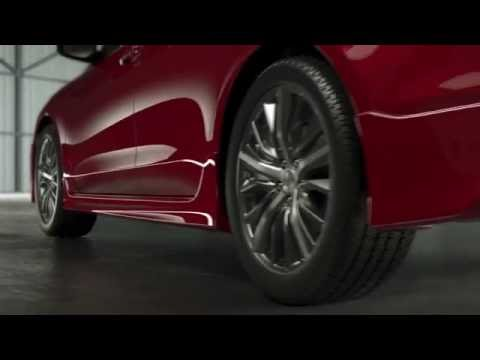 TLX GT Package Accessories Video