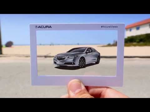 Acura – 2015 –Picture Your Thrill this Summer