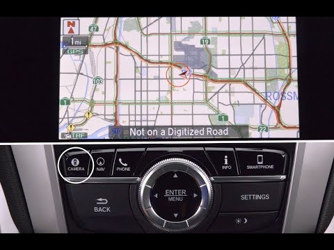 Interface Dial – Parking Guidance Function