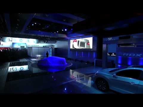 Acura – NAIAS in Detroit Press Conference (1 of 3) – The ILX