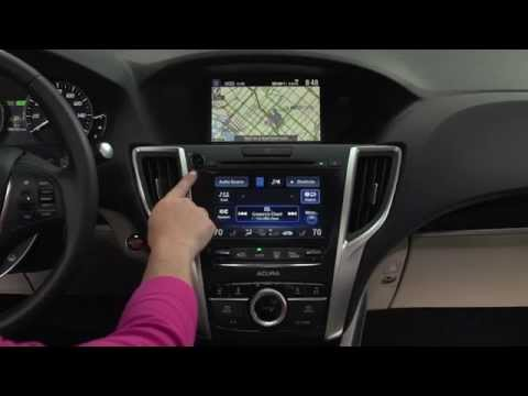 Navigation System Overview – TLX