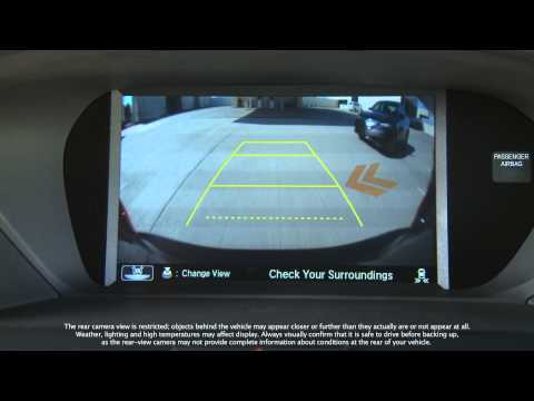 Acura – 2015 TLX – Intuitive Technology: Driver Assistance Features