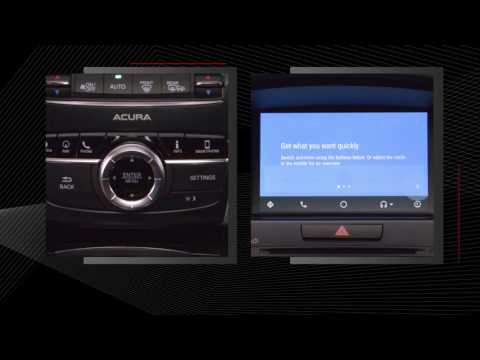 Acura – TLX – Android Auto