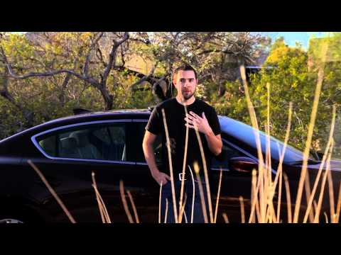 Acura – Tyson Hugie Visits the ILX National Press Event