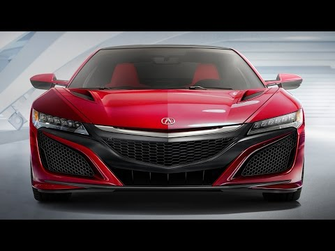 Engineering A Dream: The Acura NSX