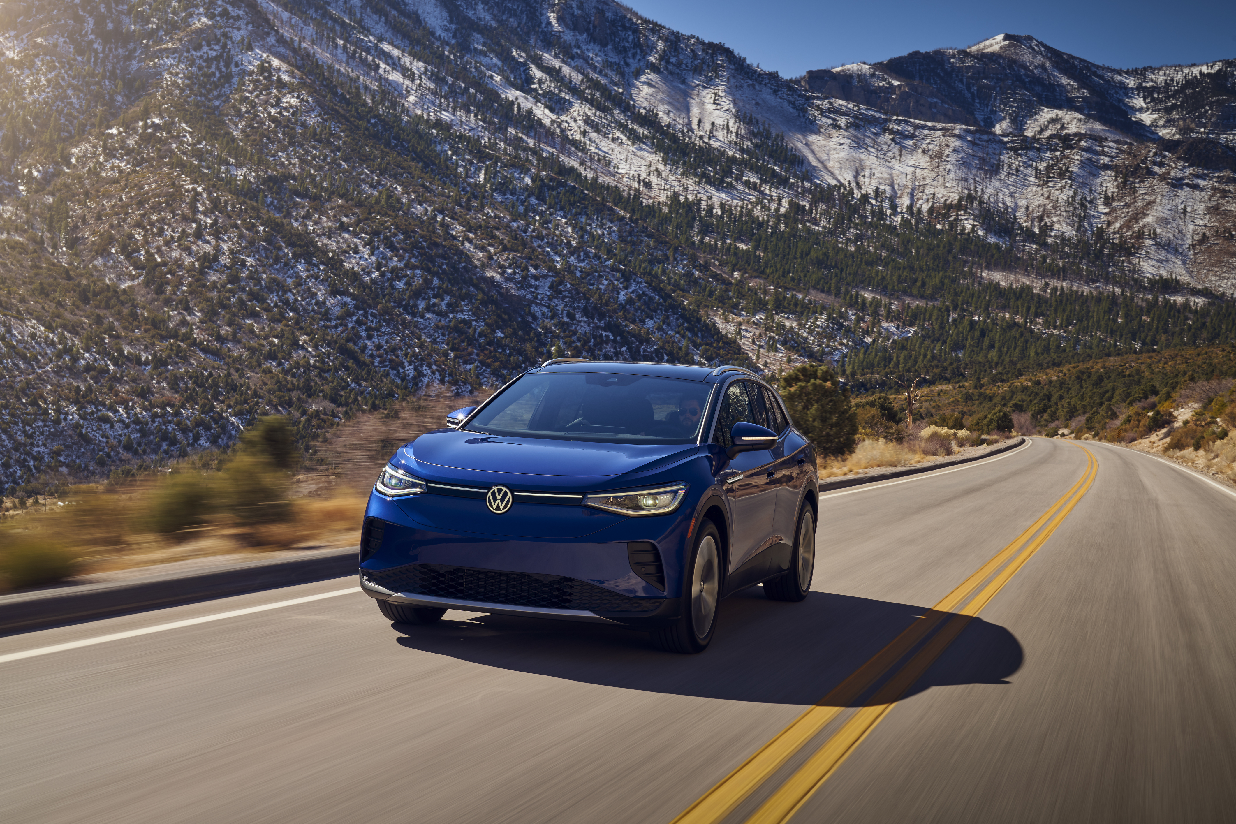 FIRST LOOK: All-New 2021 Volkswagen ID.4 Electric